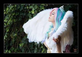 Princess Celestia Profile by HollyGloha