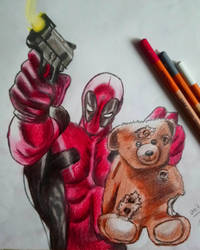 deadpool by planamasra
