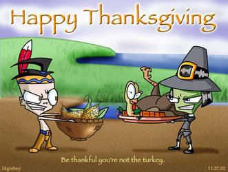 HAPPY THANKSGIVING--Revised by idgiebay