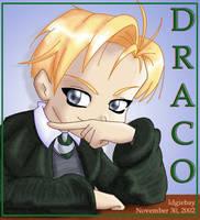 Draco--ugh by idgiebay