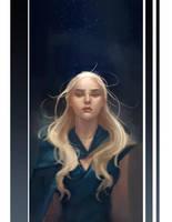 Daenerys Targaryen by sniftpiglet