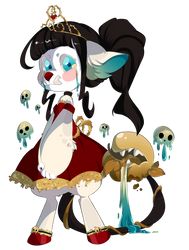 [MYO Folklore - Poisoned Snow White] by Rain-ette