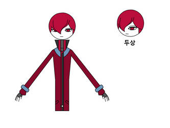 OC - Scarlet Sabre by 0222GraphicDesigner