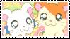 Hamtaro Stamp by catchomp