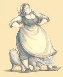Wife by Catoram-A