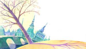 My Magic Elder Tree by Catoram-A