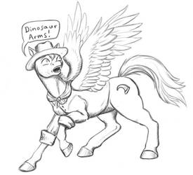 Pony Doctor Grant by squeakychewtoy