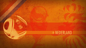 Netherlands WC2010 Wallpaper by Yabbus23