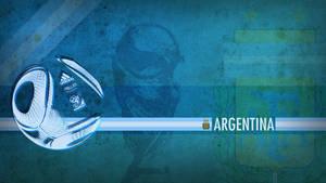 Argentine WC2010 Wallpaper by Yabbus23