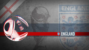 England WC2010 Wallpaper by Yabbus23