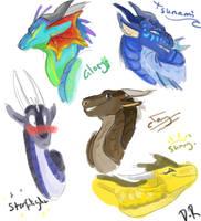 Dragonets Of Destiny by Deva-rays