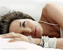 Angelina Jolie Vexel by felipexavier