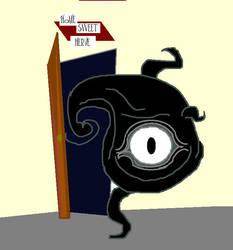 Closet Monster by WaltzQueen
