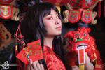 Chinese New Year: Part I by vickybunnyangel