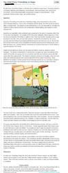 My Little Pony dissertation by Patameth