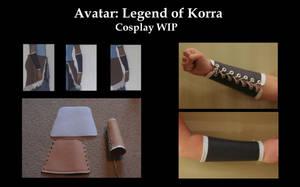 Legend of Korra WIP by ScissorWizardCosplay