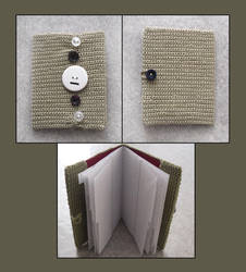 Tiny Telephone Book by Eternay