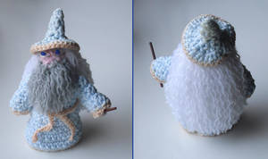 Albus Dumbledore Second Version by Eternay