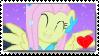 Fluttershy Stamp 1 by Yessilneth