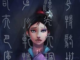 Mulan by sgfw