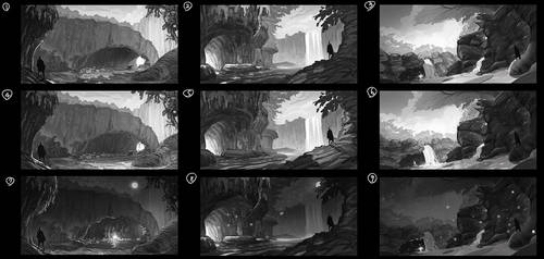 environment thumbnails by sgfw