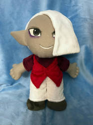 Ghirahim Plush Commission for Yogfan by AlicornParty
