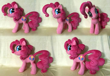 Pinkie Pie Plush .: SOLD :. by AlicornParty