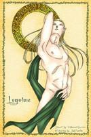 Legolas Collab by LaCamilla