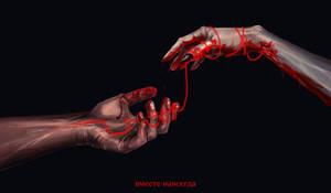 Handsss by KrasnyZmeya