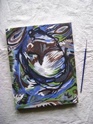 Canard noye by Emillye