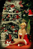 Tinkerbell Christmas Time by FrancescaMisa