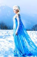 i'm the queen - Elsa by FrancescaMisa