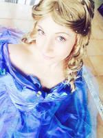 Ella - Cinderella 2015 by FrancescaMisa