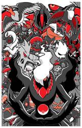 Dark pokemon dev by Thormeister