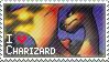 Charizard Stamp by StrawberrieMew