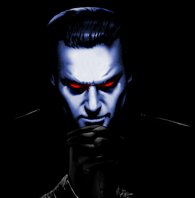 Grand Admiral Thrawn by Electricboa