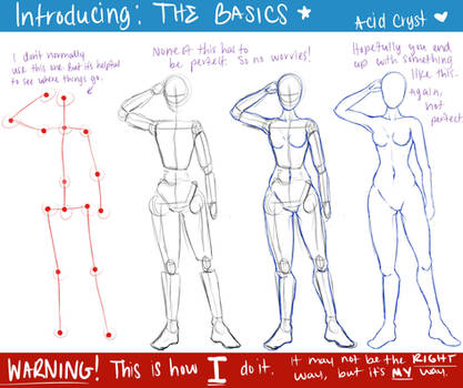 The Basics by WhitneyCook