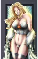 Emma Frost by WhitneyCook