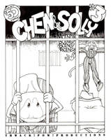 Chen -n- Solly Cover 3 by GarthHaslam