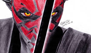 Darth Maul by razool91