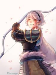 Maia by AshitaMaya