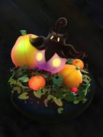 Pumpkaboo Autumn Challenge by Efraimrdz