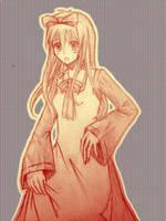 Alice's New Dress? by crimsonfire3