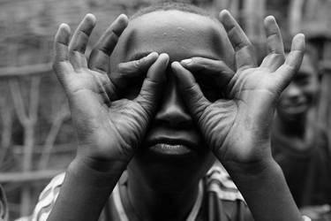 Ethiopia kids by S-t-r-a-n-g-e