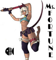 Ms.Fortune Tribute by Abyssinian45