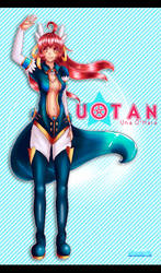 Uotan - Una O'hara 2016 by MissusPeach