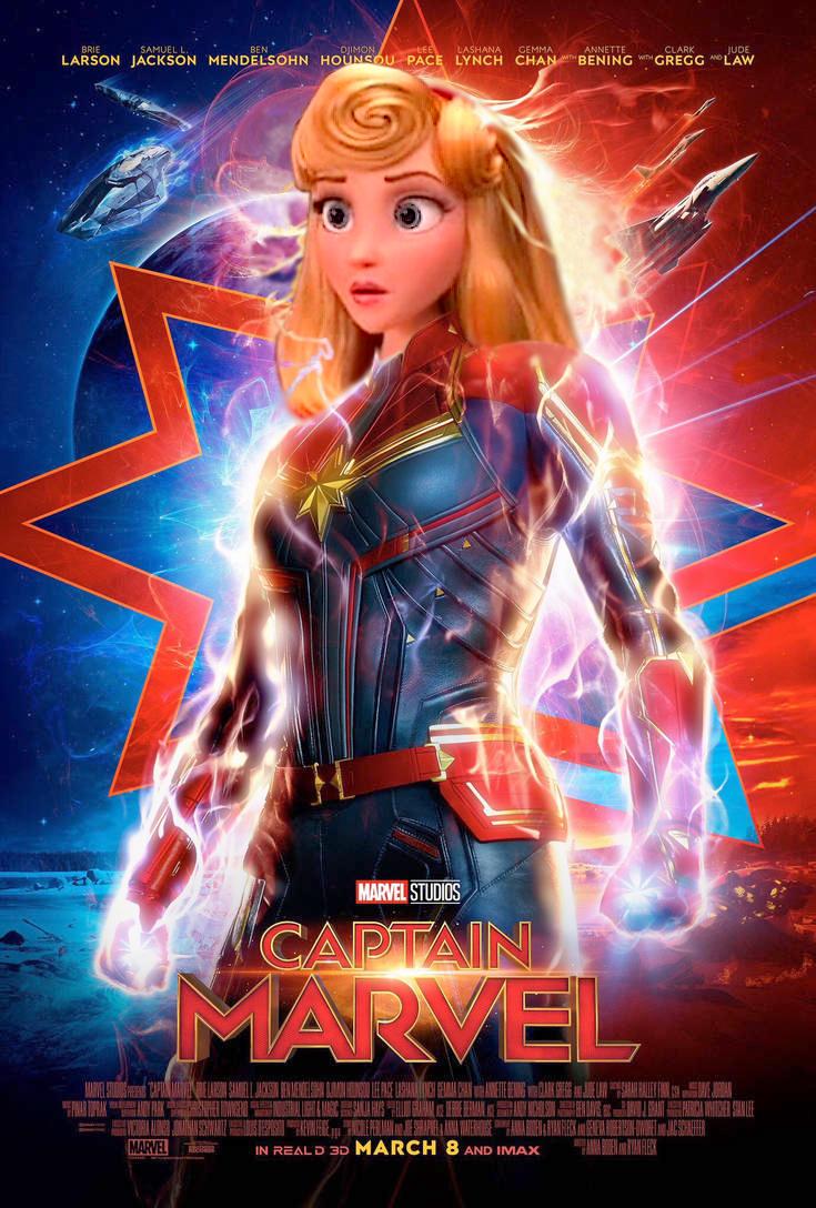 Captain Aurora by JOSGUI