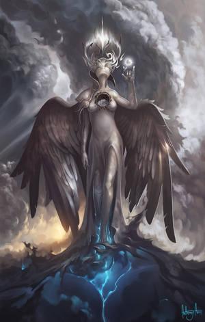 Goddess Oluia Gorda by AnthonyAvon