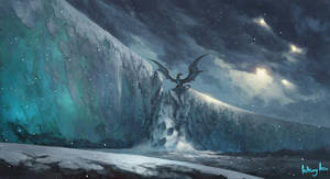 Viserion's Gate by AnthonyAvon