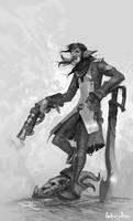 Troll Pirate by AnthonyAvon